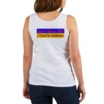 Don't Blame ME-BG Women's Tank Top