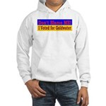 Don't Blame ME-BG Hooded Sweatshirt