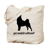 Got Swedish Vallhund? Tote Bag
