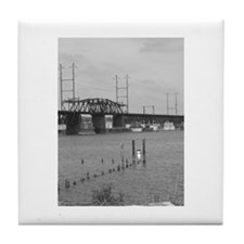 Susquehanna River Train Bridge Coaster