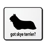 Got Skye Terrier? Mousepad