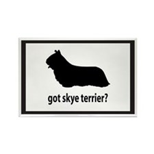 Got Skye Terrier? Rectangle Magnet