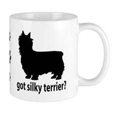 Got Silky Terrier? Mug