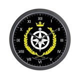 Kingdom of Northshield Wall Clock
