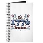 1776 Freedom Americana Journal