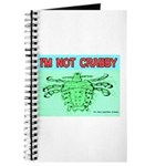 Crabby Crab Louse Crabs Journal