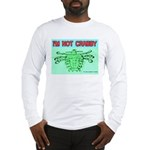 Crabby Crab Louse Crabs Long Sleeve T-Shirt