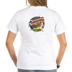 SnapperSnatcher Women's V-Neck T-Shirt