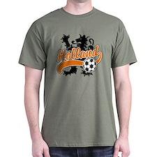 Holland Soccer T-Shirt