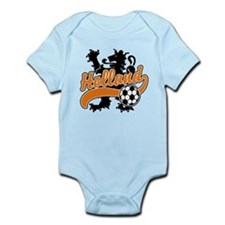 Holland Soccer Infant Bodysuit