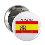 Spain Spanish Flag Button