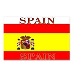 Spain Spanish Flag Postcards (Package of 8)