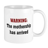 Mothership Arrived Small Mug
