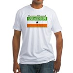 Somaliland Somali Flag Fitted T-Shirt
