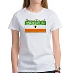 Somaliland Somali Flag Women's T-Shirt