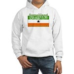 Somaliland Somali Flag Hooded Sweatshirt