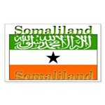 Somaliland Somali Flag Rectangle Sticker
