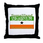 Somaliland Somali Flag Throw Pillow
