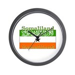 Somaliland Somali Flag Wall Clock