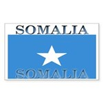 Somalia Somali Flag Rectangle Sticker