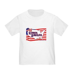 Redneck America Toddler T-Shirt