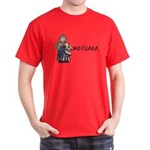 Americana Girl Dark T-Shirt