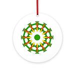 Sparkhenge Ornament (Round)