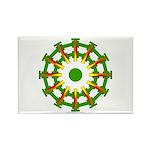Sparkhenge Rectangle Magnet