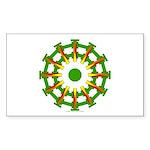 Sparkhenge Rectangle Sticker 10 pk)