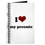 i heart my preemie Journal