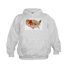 Antique Appalachian Trail Hoodie