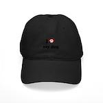 i heart my dog Black Cap