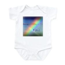 Rainbow Fail Hope Infant Bodysuit