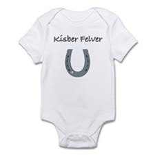 kisber felver Infant Bodysuit