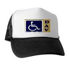 Disabled Vets Trucker Hat