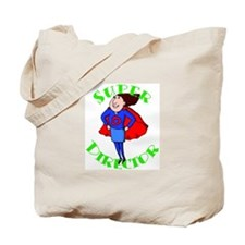 Super Child Care Director Tote Bag