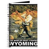 Wyoming Fishing Journal