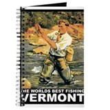 Vermont Fishing Journal