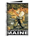 Maine Fishing Journal
