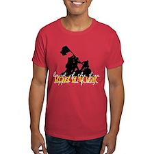 T-Shirt - brave