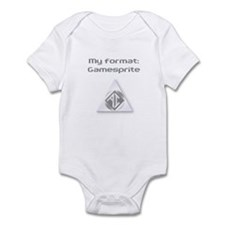 Format: Gamesprite Infant Bodysuit