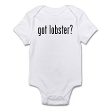 got lobster? Infant Bodysuit