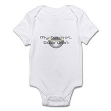 My format: Guardian Infant Bodysuit