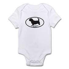 GLEN OF IMAAL TERRIER Infant Bodysuit