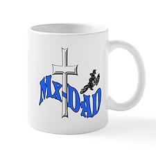 Mx-Dad Yamaha motocross mug