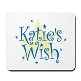KATIE'S WISH Mousepad