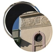 CApitol Theater Frieze Cityscape Magnet