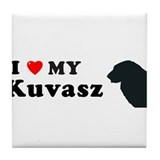 KUVASZ Tile Coaster