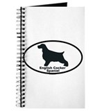 ENGLISH COCKER SPANIEL Journal