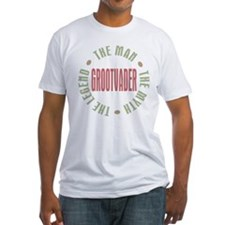 Grootvader Dutch Grandad Man Myth Shirt